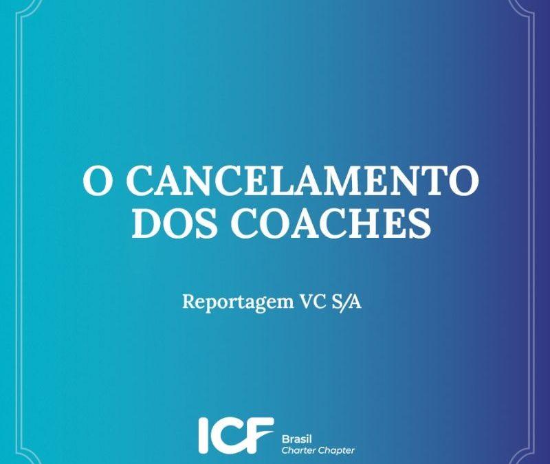 Artigo importante da ICF Brasil sobre a prática do Coaching Ético e Profissional, publicada na Revista Você S/A.
